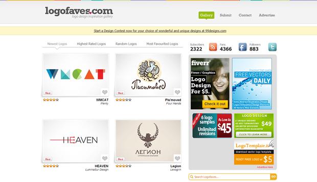 10 Great Sites for Logo Design Inspiration | Arthur Brown Jr